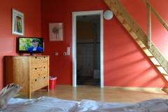 Zimmer im Gutshaus Petkus