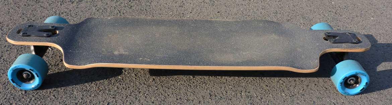 Mein Longboard