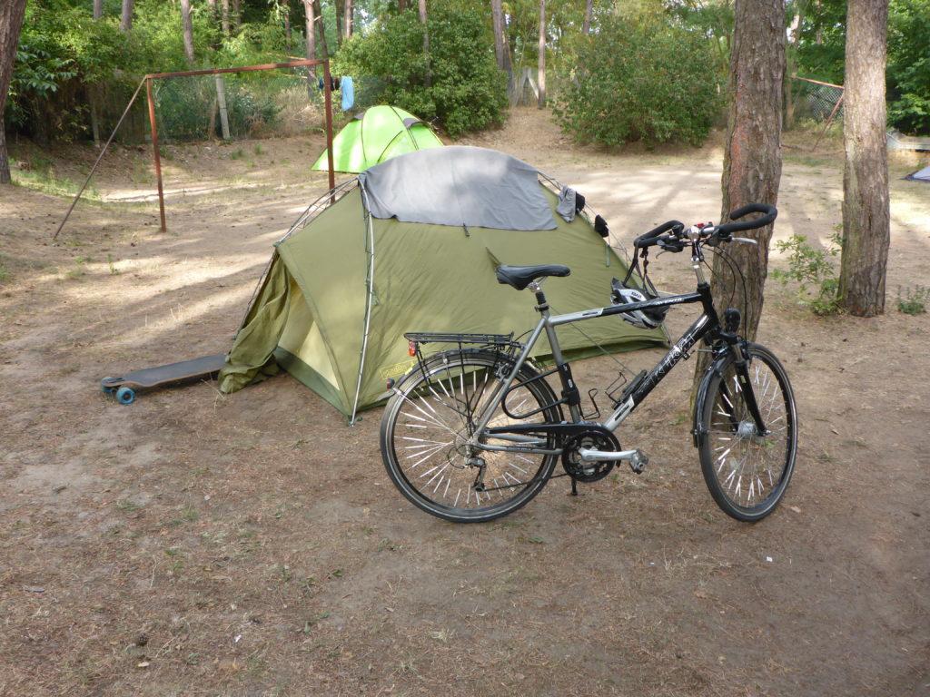 Campingplatz Oberuckersee