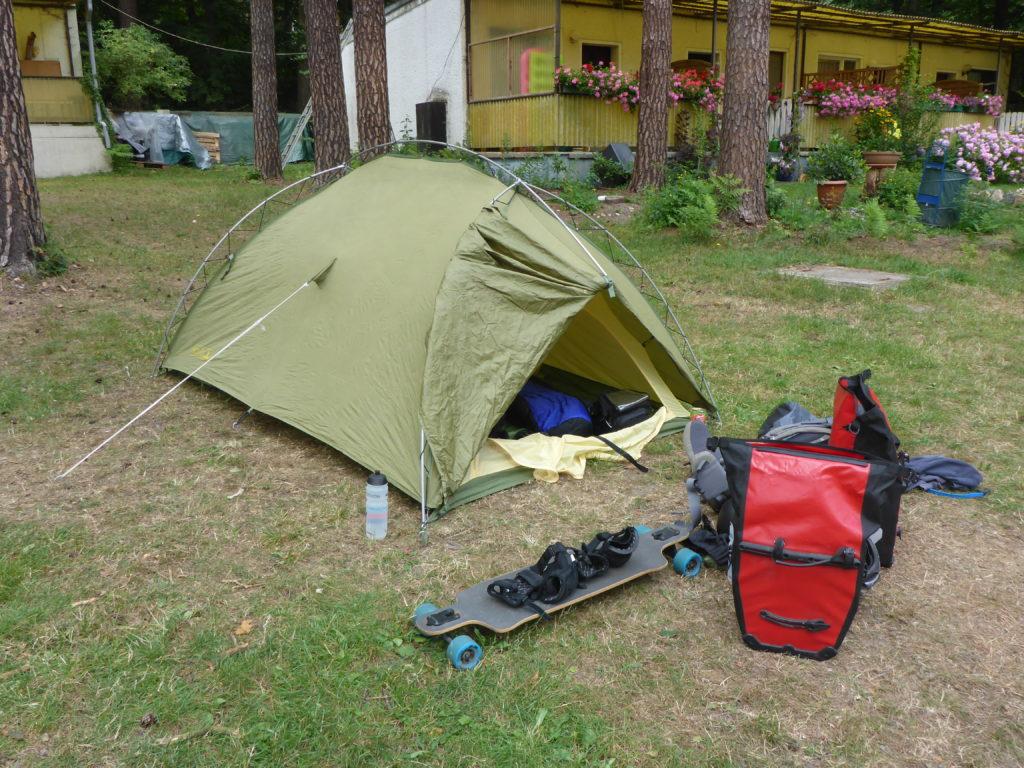 Campingplatz Ferienparadies am Werbellinsee